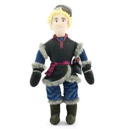Wholesale Retail CM New Frozen Kristoff Plush Dolls Stuffed plush Soft Toys Baby Toy