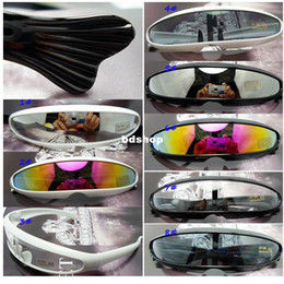 Wholesale-407- 2016 NEW Brand Bicycle Cycling Eyewear Glasses Sport Sunglasses Lens Sporting Sun Glasses Goggles