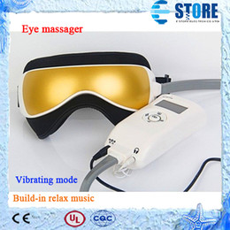 Wholesale Automatic Electric Magnetic Eye Care Relax Massager with Microcomputer Control Alleviate Fatigue and Health Care wu
