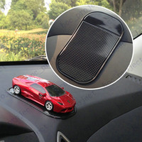 Dolls automobile car mats - Anti Slip Mat Car Dashboard Sticky Pad Non Slip Mat GPS Phone Gadgets Holder Automobiles accessories