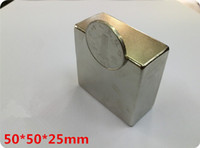 Wholesale extremely strong power Rare Earth Neodymium NdFeB Magnets block shape mm