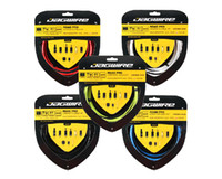 Wholesale JAGWIRE RACER PRO L3 Bike Brake Cable Shifting Cable Set Color For Sale Road Bike Shifting String Sets
