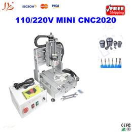 Wholesale CNC Router mini cnc engraving machine cnc machine have V for option