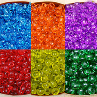 Wholesale 400g Transparent Beads mm Glass Seed Spacer Loose Beads colours Selection Jewelry DIY Garment Accessorie BBG032