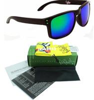 Wholesale New Popular Holbrook Polarized Sunglasses Men glasses Women Fashion Cycling Sports Women Sun Glasses Eyewear Eyeglasses
