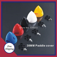 Wholesale Hard plastic fairing MM MM MM remote control model aircraft propeller aircraft parts cowl hood MM Paddle cover