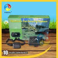 Wholesale Waterproof Smart Pet Dog In ground Electronic Training Fence Intelligent Dog Training Pet Fencing System VS023