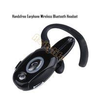 SV003084# Ear Hook Bluetooth,Noise Cancelling Lowest Price!!!New Business Handsfree Earphone Wireless Bluetooth Earphone Headphone For Cell Phone b7 SV003084