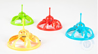 Wholesale Infrared Induction Control UFO Toys Hovering And Floating UFO Plastic Magic Trick Gift for Children