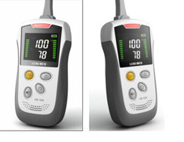 Wholesale Handheld oximeter and patient monitor with high precision high quality special for homecare and energency use optional different mode use