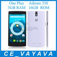 Adreno 330 big screen cell phone - ONEPLUS ONE Qualcomm Core Smartphone inch LTPS Screen GB RAM GB ROM MP G FDD LTE OTG NFC big screen top cell phones