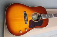 acoustic guitar mahogany - Classic John Lennon acoustic guitar guitar