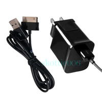 Wholesale NEW OEM Galaxy Tab quot P1000 P1010 Pin Travel Wall AC USB Charger For Samsung