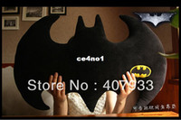Girls 8-11 Years Gray The Dark Knight Rises Batman Pillow Animal Cartoon Plush Doll Toys 30'' Christmas Gift Free Shipping