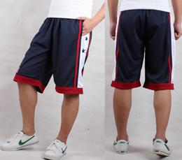 Wholesale new fashion Team USA Basketball USA Sports shorts loose big yards