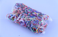 Bohemian rainbow loom refill bands wholesale - camouflage Camo rainbow loom bands band refill rubber Wrist band kit DIY bracelets band S or C clip mix color