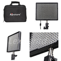Wholesale 2X New Aputure Amaran Portable AL W LED Dimmable Video Spot Light Bag AL528