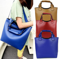 Folding Plain PP Vintage Tote Shopping Bag Handbags Designer Adjustable Handle Hot Super Stars Bags Wholesale SV000203