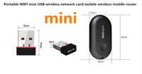Wholesale Usage Automatic installation Settings WIFI mini USB wireless network card Mbps usb wireless adapter wireless receiver transmitter