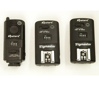 Wholesale Aputure Trigmaster G One Flash Trigger Two Receiver for Canon