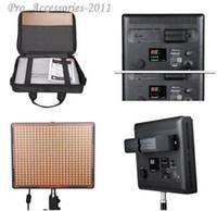Wholesale Aputure Amaran Portable AL W LED Video Light for Canon Nikon Sony Camera DSLR