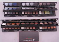 Luminous eyeshadow palette - hot New Makeup Colors Eye shadow eyeshadow palette G