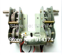 other other other Wholesale-407-henglong 3838 3839 3878 3889 3909 ect 1 16 RC tank parts metal drive system metal gear box
