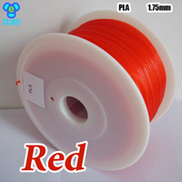 Wholesale Makerbot reprap mendel UP D printer PLA1 mm kg lb filaments multicolor
