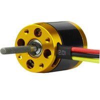 Wholesale Hobby Parts BL2226 Brushless Outrunner Motor for Electric RC Plane by HK Air Mail