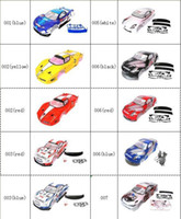 Wholesale rc car body shell for R C racing car mm henglong hsp