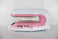 Wholesale REBUNE degree rotation w lamp Nail Dryer Nails Gel UV Light Professional for Hand and Foot