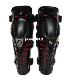 Wholesale The Latest FOX RAPTOR Knee Shin GUARD armor Protector TKR Red amp Black