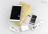 Wholesale S5 Quad Core Android Cell Phone MTK6582 GHZ GB RAM GB ROM With Inch IPS Screen Air Gesture G Phone DHL