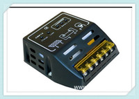 Wholesale hot A Solar Panel Battery Charge Controller Regulator V V Autoswitch W Solar Panel A PWM high quality pc