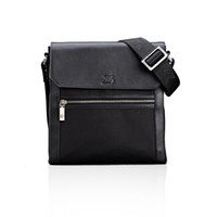 Soft Bags Genuine Leather Men Wholesale - High Quality Messenger Bags Laptop Tote Bags Business Shoulder Bag PU Leather Large Capacity for Man