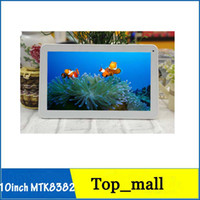 10 inch Quad Core Android 4.2 10.1 Inch Quad Core 3G Phablet Android 4.2 1GB RAM 8GB MTK8382 Quad Core 1.3Ghz GPS Bluetooth Dual Sim Card Tablet Phone 002365