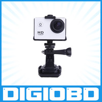 Wholesale DVR SJ4000 Helmet Sports DV P Full HD H MP Car Recorder Diving Bicycle Action Camera Waterproof DHL free