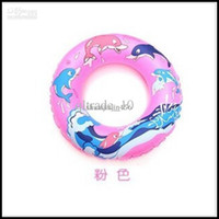 Wholesale baby swimming ring beach toy for baby swim float kids swimming ring baby swim neck ring cm YQ56