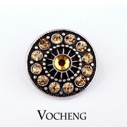 Wholesale Vocheng Noosa Chunks Clasps Snaps DIY Jewelry Accessory Adornment Set Noosa Nosa Amsterdam Jewelry Vn