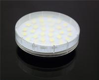 Wholesale 2PCS GX53 LED Lamp Epistar SMD Watt V V AC GX53 LED Cabinet Bulb