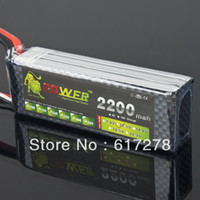 Wholesale Lion Power High Quality S V MAH C LiPo RC Battery Trex Helicopter FOR KDS ESKY ALIGN