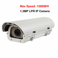 Wholesale Automated license plate readers LPR Scanner System IP Cameras Security MP P HD with WDR HLC Capture picture save SD Card
