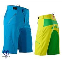 Wholesale 2014 New Cube Moto Shorts Bicycle Cycling shorts MTB BMX DOWNHILL Motor cross Short pants
