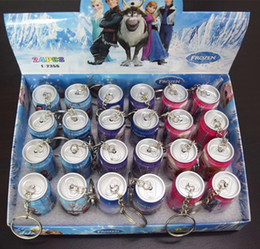 Wholesale 201407y Frozen Cola pen Ice and snow princess Animated cartoon of coke