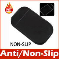 Wholesale Car Anti Non Slip Glass Dash Mat Pad for iPhone G iPod