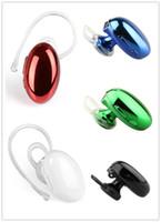 For Apple iPhone   Fashion Mini portable sport Bluetooth Headset Handsfree Stereo Wireless Earphone Bluetooth earphone