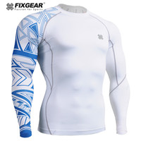Men fitness body building - Top Seller Man Sport Skin Compression T Shirts Weight Lifting Base Layer Running Tights Gym Training Fitness Body building T Shirt CP W2