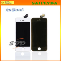 Wholesale New Arrival Replacement LCD Screen Display Touch Panel Digitizer Assembly Full Set for iPhone s LCD Display for iphone s c