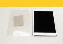 Wholesale HD High Quality Screen Protector Screen Guard Screen Film Skin For IPAD AIR IPAD MINI