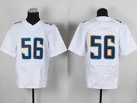 Football Men Short 2014 Elite jerseys San Diego 56 # Butler, Donald football wears American jerseys